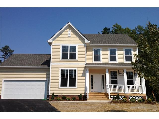 3656 West Rocketts Ridge Court, Sandy Hook, VA 23153 (MLS #1706565) :: Chantel Ray Real Estate