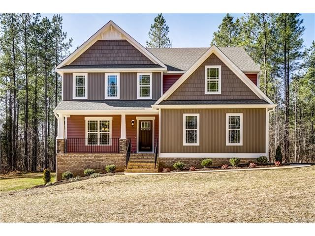 7025 Oakfork Loop, New Kent, VA 23124 (MLS #1711136) :: RE/MAX Action Real Estate