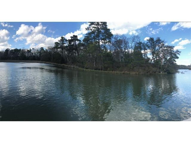 0 Robinson Creek Terrace, Urbanna, VA 23175 (MLS #1712455) :: Chantel Ray Real Estate