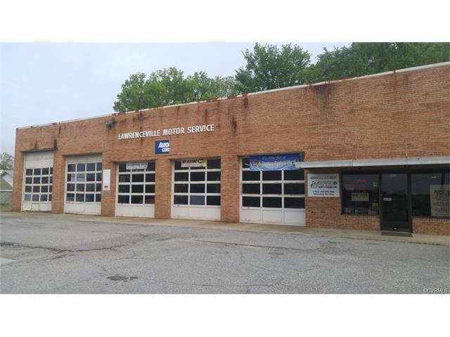 501 New Street, Lawrenceville, VA 23868 (MLS #1714527) :: The Ryan Sanford Team