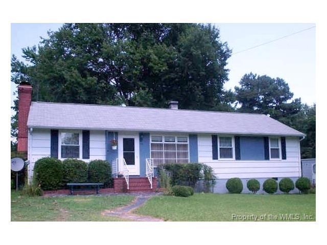 707 Mosby Drive, Williamsburg, VA 23185 (MLS #1718312) :: Chantel Ray Real Estate