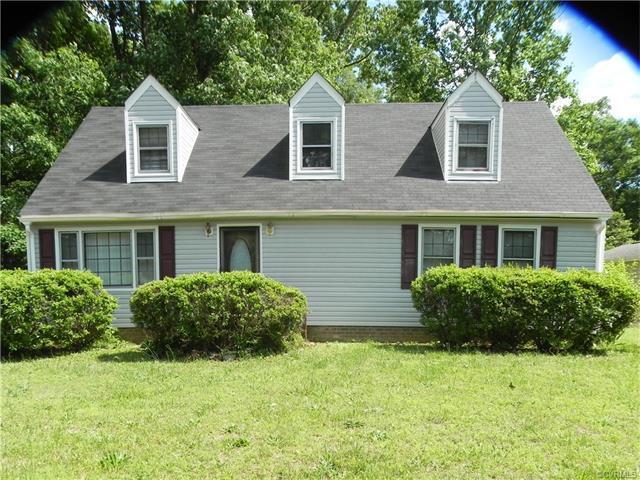 4341 Martinson Lane, Prince George, VA 23875 (MLS #1720011) :: Small & Associates