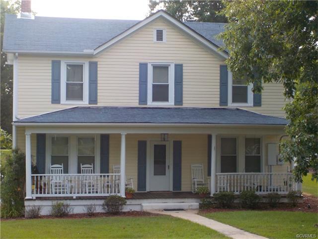 8810 N Five Forks Road, Amelia Courthouse, VA 23002 (MLS #1720742) :: The Ryan Sanford Team