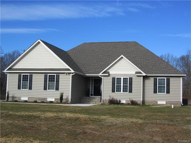 5823 Stingray Point Boulevard, New Kent, VA 23124 (MLS #1721706) :: The RVA Group Realty