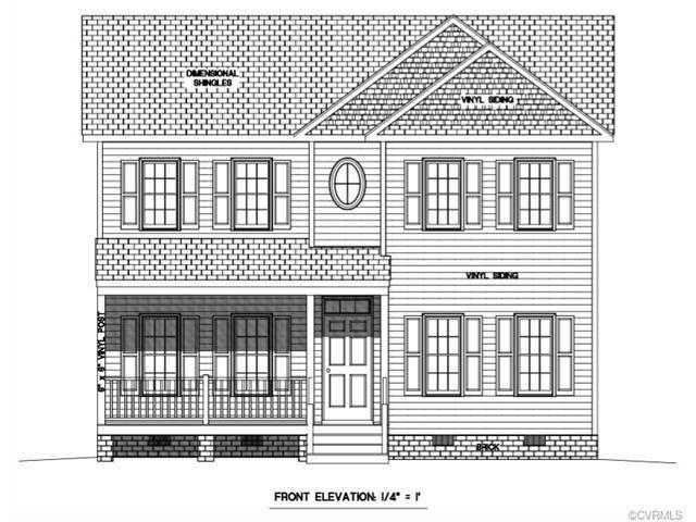 000 Rock Cedar, New Kent, VA 23124 (MLS #1722227) :: The RVA Group Realty