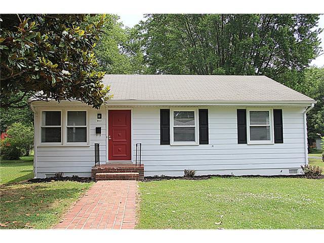 407 Chapman Street, Ashland, VA 23005 (#1722245) :: Resh Realty Group
