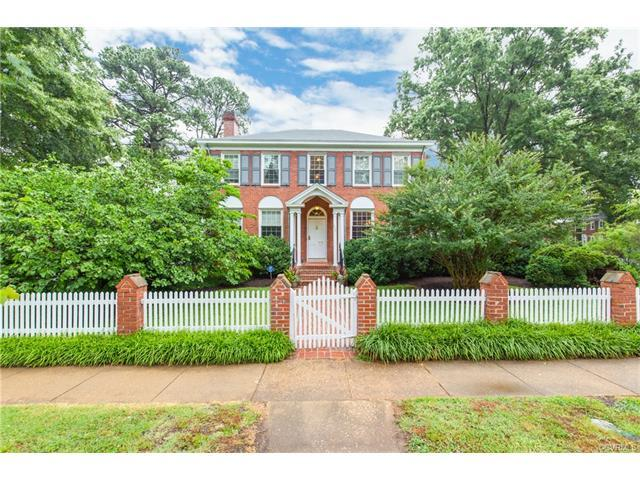 4601 Forest Hill Avenue, Richmond, VA 23225 (MLS #1722250) :: The RVA Group Realty