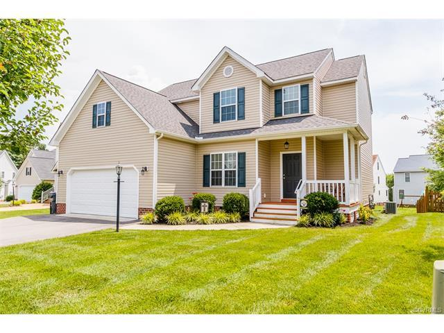 11419 Rose Bowl Drive, Hanover, VA 23059 (MLS #1722391) :: The RVA Group Realty