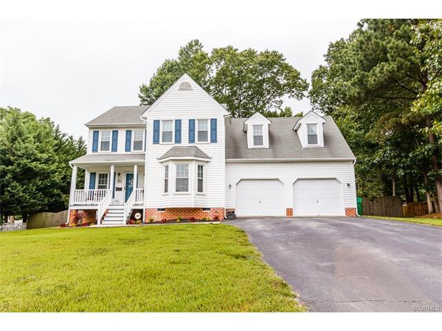 8231 Tarragon Drive, Mechanicsville, VA 23111 (#1722441) :: Resh Realty Group