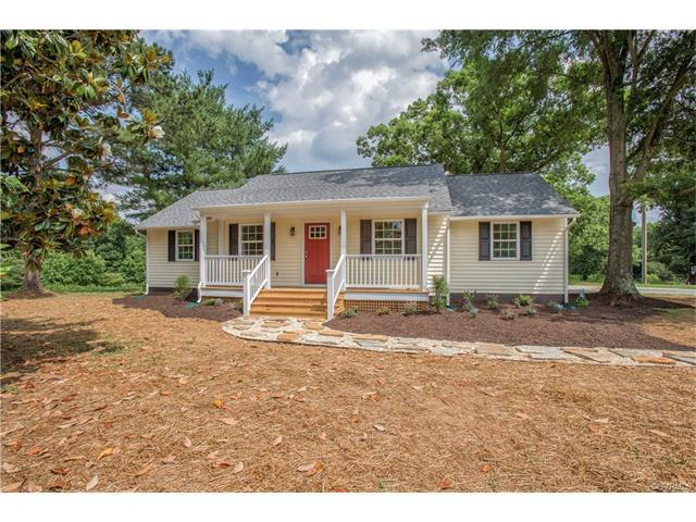 3625 Old Buckingham Road, Powhatan, VA 23139 (MLS #1722664) :: The RVA Group Realty