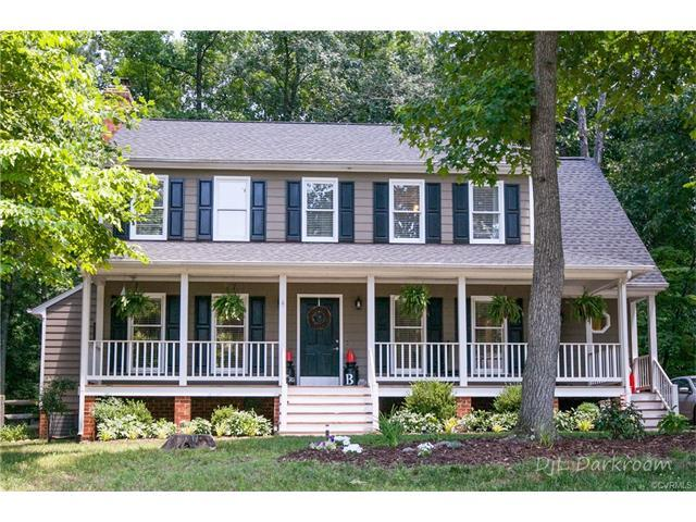 7454 Lake Terrell Drive, Hanover, VA 23111 (MLS #1722836) :: The RVA Group Realty