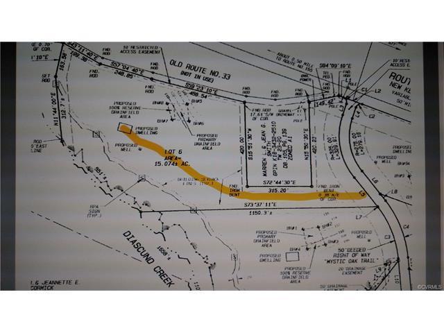 00 Mystic Oak Trail, New Kent, VA 23124 (MLS #1722872) :: The RVA Group Realty