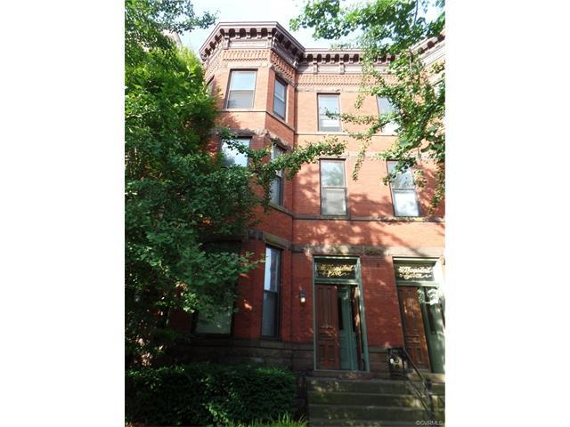 1005 W Franklin Street #5, Richmond, VA 23220 (MLS #1722968) :: The RVA Group Realty