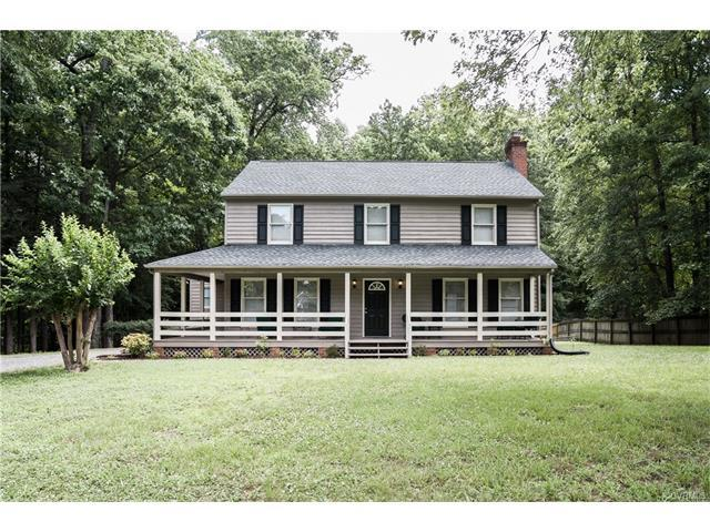 9334 Saddle Court, Hanover, VA 23116 (MLS #1722977) :: The RVA Group Realty