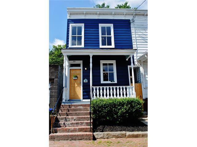 2711 E Clay Street, Richmond, VA 23223 (MLS #1722989) :: The RVA Group Realty