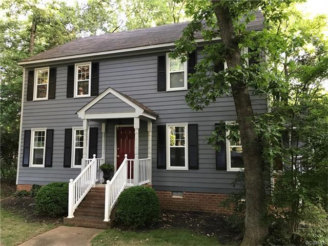 12417 Pleasant Run Terrace, Henrico, VA 23233 (MLS #1723050) :: The Ryan Sanford Team