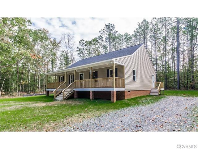 TBD Rock Cedar Road, New Kent, VA 23124 (MLS #1723061) :: The RVA Group Realty
