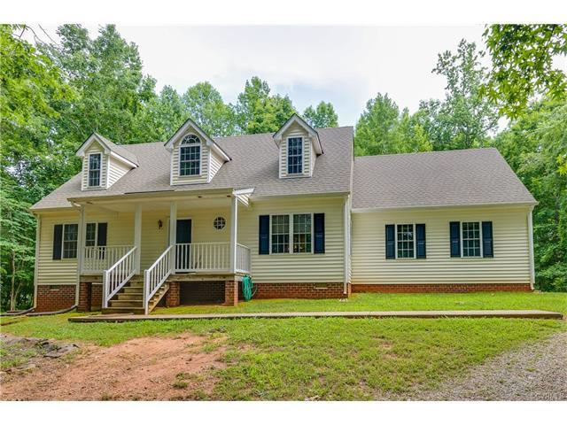 2661 Setting Sun Drive, Powhatan, VA 23139 (MLS #1723063) :: The RVA Group Realty