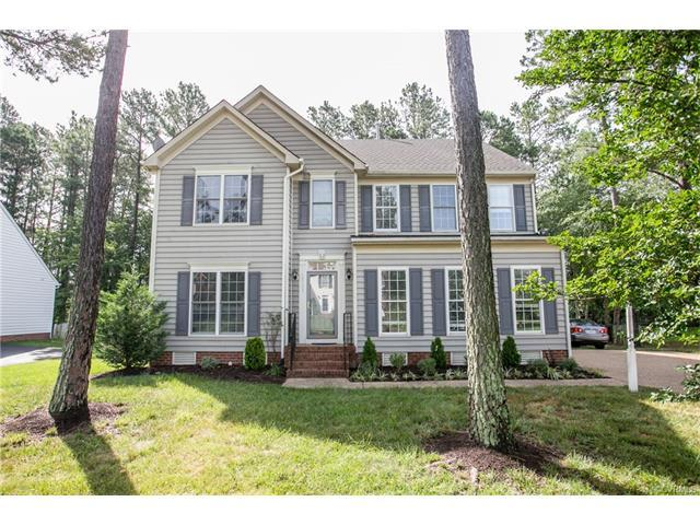 12133 Jamieson Place, Glen Allen, VA 23059 (#1723121) :: Resh Realty Group