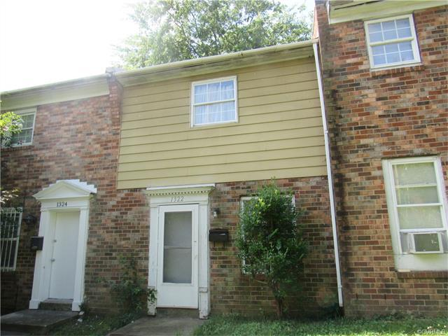 1322 Drewry Street #1322, Richmond, VA 23224 (MLS #1723170) :: The RVA Group Realty