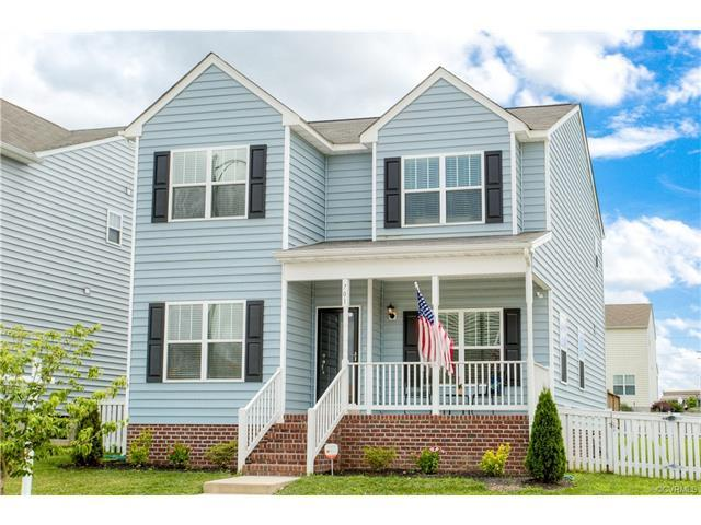 701 Erin Crescent Street, Richmond, VA 23231 (#1723301) :: Resh Realty Group