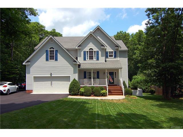 6712 Arbor Meadows Drive, Chesterfield, VA 23831 (MLS #1723322) :: The RVA Group Realty