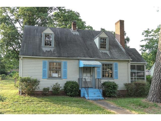 506 Grayson Avenue, Richmond, VA 23222 (MLS #1723330) :: The RVA Group Realty