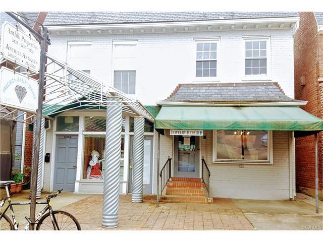 3439 W Cary Street, Richmond, VA 23221 (MLS #1723383) :: The RVA Group Realty
