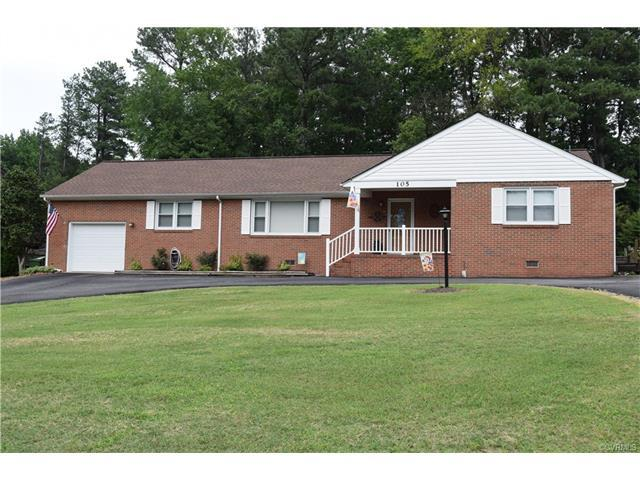 105 S Colonial Drive, Hopewell, VA 23860 (#1723399) :: Resh Realty Group