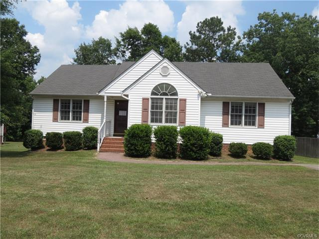 5124 Croft Crossing Drive, Chesterfield, VA 23237 (MLS #1723421) :: The RVA Group Realty