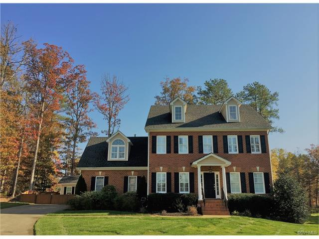 9313 Sir Britton Drive, Chesterfield, VA 23832 (MLS #1723438) :: The RVA Group Realty