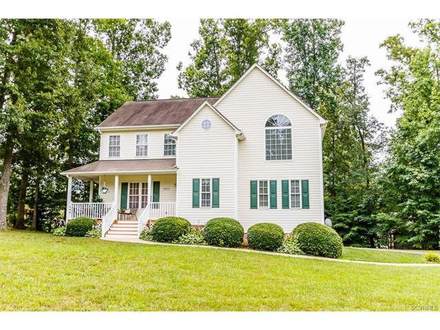 5201 Beaver Spring Road, Midlothian, VA 23112 (#1723466) :: Resh Realty Group