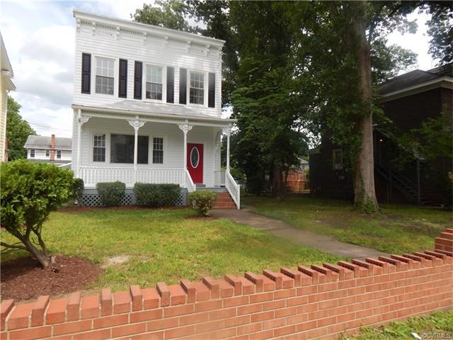 3121 North Avenue, Richmond, VA 23222 (MLS #1723511) :: The RVA Group Realty