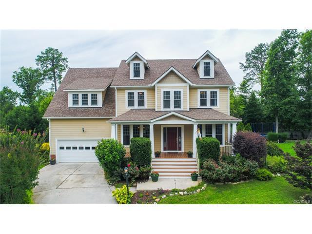 2324 Millcrest Terrace, Midlothian, VA 23112 (#1723543) :: Resh Realty Group