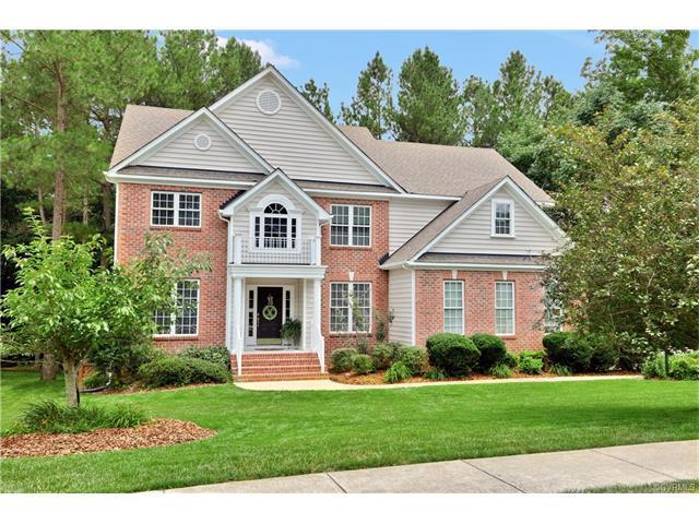 8325 Hampton Valley Drive, Chesterfield, VA 23832 (MLS #1723547) :: The RVA Group Realty