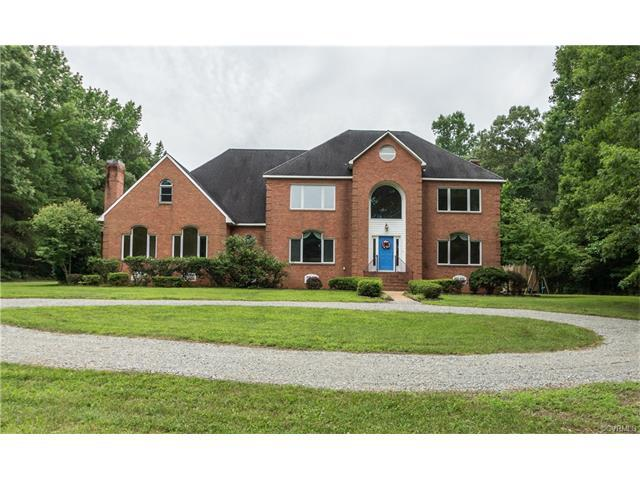 3395 Wood Valley Road, Mechanicsville, VA 23111 (#1723575) :: Resh Realty Group
