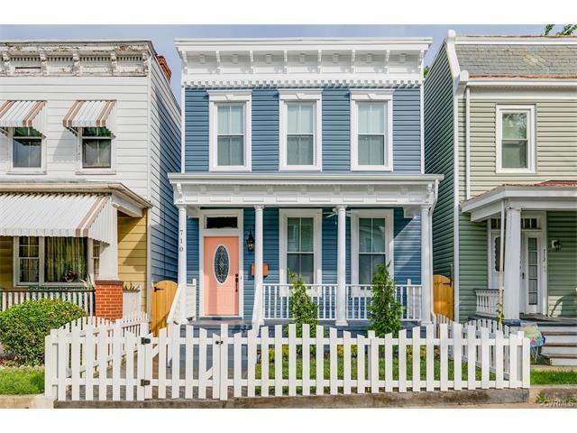 710 N 33rd Street, Richmond, VA 23223 (MLS #1723590) :: The RVA Group Realty