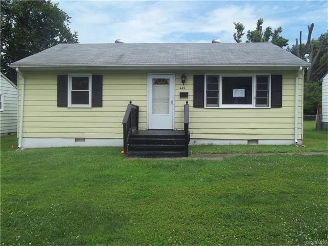 232 N Linden Avenue, Highland Springs, VA 23075 (#1723599) :: Resh Realty Group