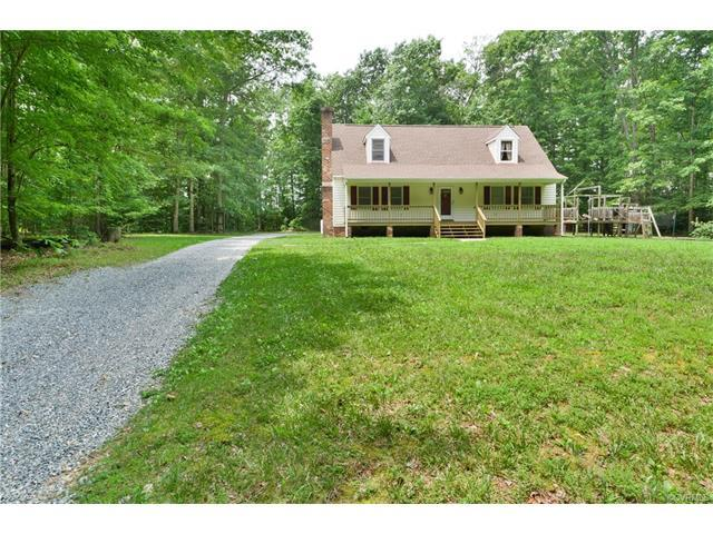 257 Liberty Tree Lane, Hanover, VA 23069 (MLS #1723613) :: The RVA Group Realty