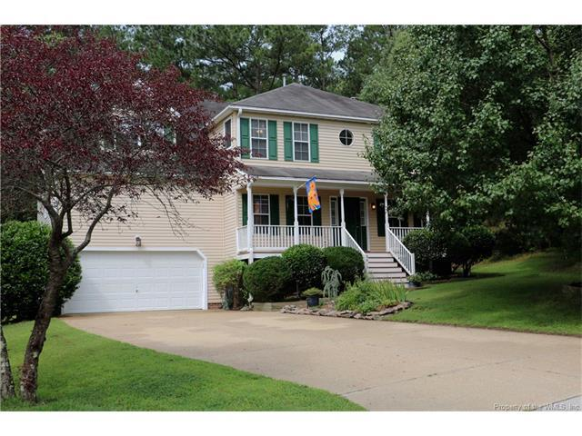 3917 Blue Ridge Court, Williamsburg, VA 23188 (#1723614) :: Abbitt Realty Co.