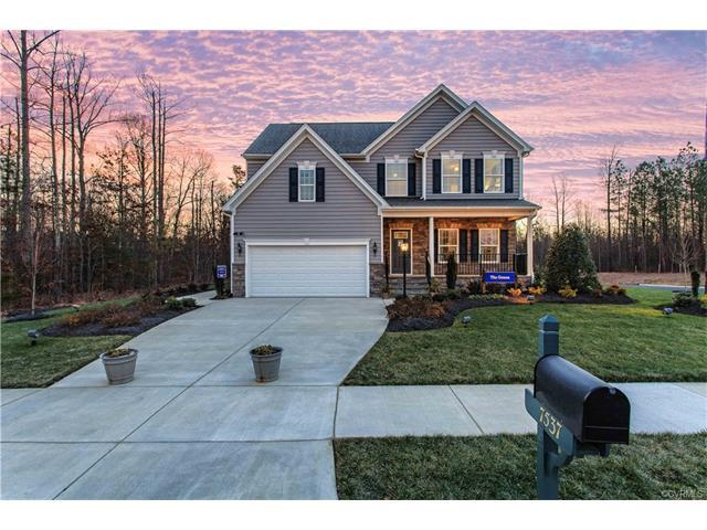 14306 Turtle Rock Terrace, Chesterfield, VA 23114 (MLS #1723647) :: The RVA Group Realty