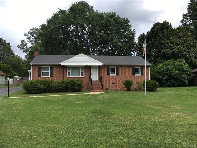 8397 Burnside Drive, Mechanicsville, VA 23116 (#1723658) :: Resh Realty Group