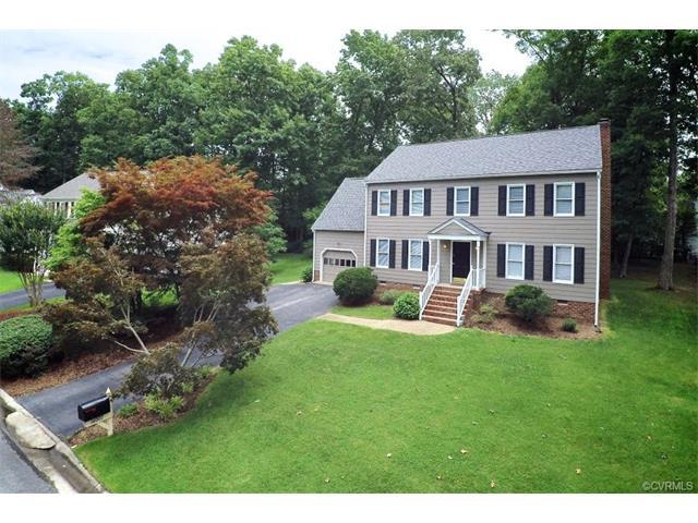 14007 Hill Spring Drive, Chester, VA 23831 (#1723665) :: Resh Realty Group