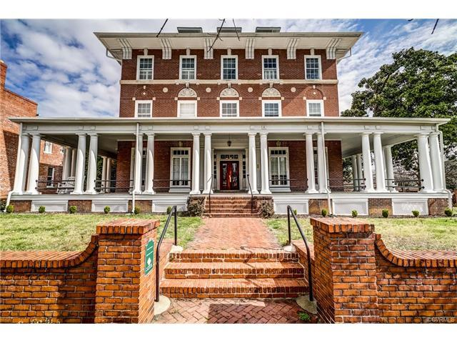 1400 Grove Avenue #7, Richmond, VA 23220 (MLS #1724606) :: The RVA Group Realty