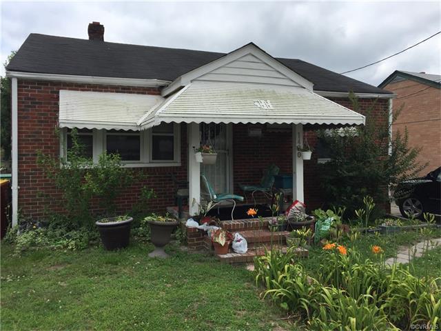 1420 Floyd Street, Petersburg, VA 23803 (MLS #1725663) :: Chantel Ray Real Estate