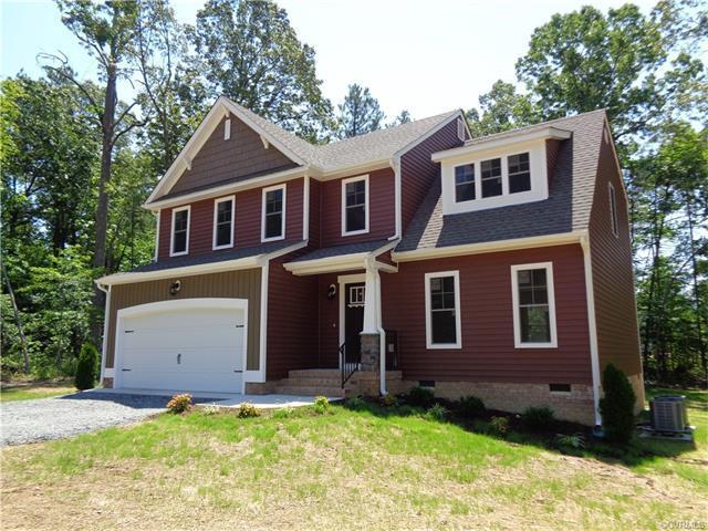 5837 Stingray Point Boulevard, New Kent, VA 23124 (MLS #1725718) :: The RVA Group Realty