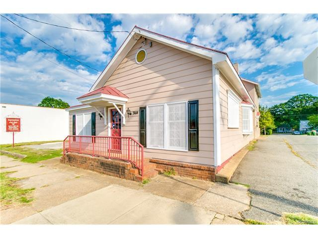 3614 Hull Street, Richmond, VA 23224 (MLS #1727400) :: The RVA Group Realty
