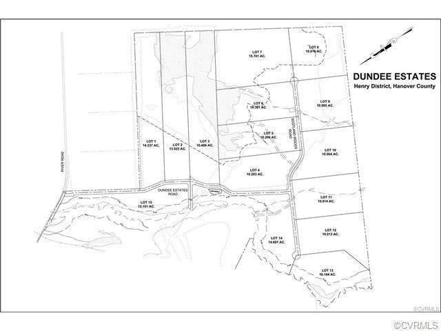 7125 Dundee Estates Road, Hanover, VA 23069 (MLS #1727820) :: The RVA Group Realty