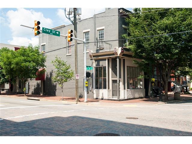 221 E Clay Street, Richmond, VA 23219 (MLS #1728323) :: Small & Associates