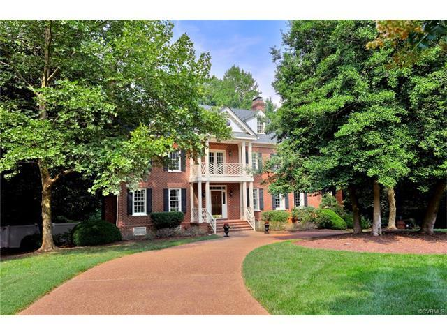 11840 Aberdeen Landing Lane, Midlothian, VA 23113 (MLS #1728337) :: The RVA Group Realty